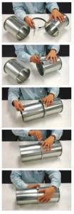Pipe duct