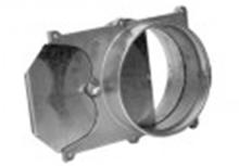 Gillotinas para ductos industriales
