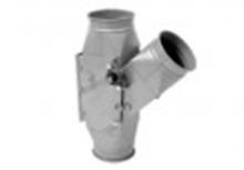 Válvulas para ductos industriales