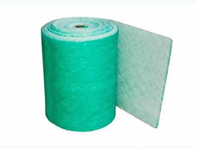 Filtro tipo fibra de vidrio